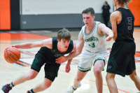 Gallery: Boys Basketball Woodland @ Tumwater